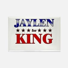 JAYLEN for king Rectangle Magnet