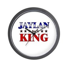 JAYLAN for king Wall Clock