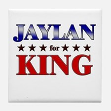 JAYLAN for king Tile Coaster
