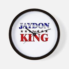 JAYDON for king Wall Clock