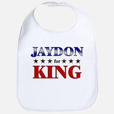 JAYDON for king Bib