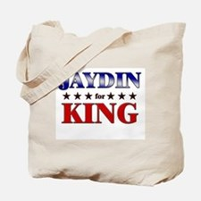 JAYDIN for king Tote Bag