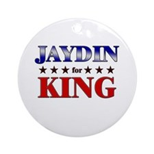 JAYDIN for king Ornament (Round)
