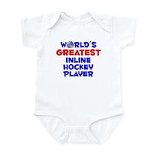 World's Greatest Inlin.. (A) Infant Bodysuit