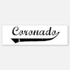 Coronado (vintage) Bumper Bumper Bumper Sticker