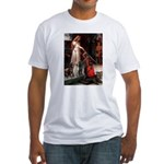 The Accolade & Lab Trio Fitted T-Shirt