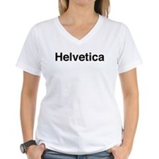 Just Helvetica Shirt