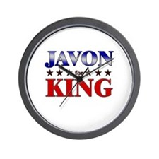 JAVON for king Wall Clock