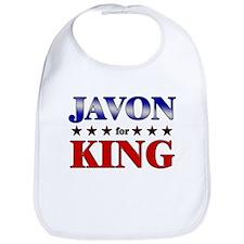 JAVON for king Bib