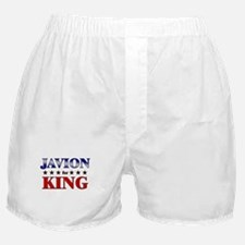 JAVION for king Boxer Shorts