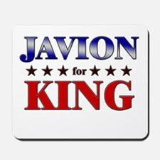 JAVION for king Mousepad