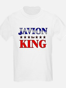 JAVION for king T-Shirt