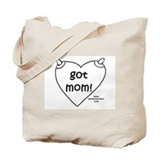 Got Mom! Tote Bag
