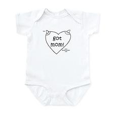 Got Mom! Infant Bodysuit