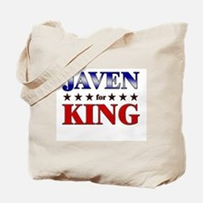JAVEN for king Tote Bag