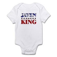 JAVEN for king Infant Bodysuit