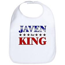 JAVEN for king Bib