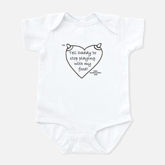 Tell Daddy Infant Bodysuit
