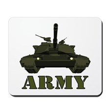 Army Tank Mousepad
