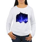 Voice of God Women's Long Sleeve T-Shirt