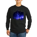 Voice of God Long Sleeve Dark T-Shirt