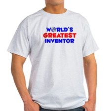 World's Greatest Inven.. (A) T-Shirt