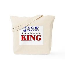 JASE for king Tote Bag
