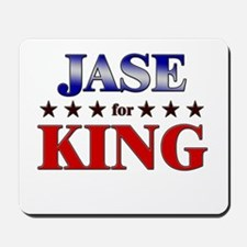 JASE for king Mousepad