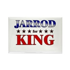 JARROD for king Rectangle Magnet
