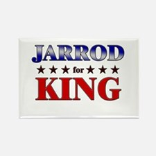 JARROD for king Rectangle Magnet