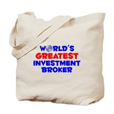 World's Greatest Inves.. (A) Tote Bag