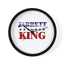 JARRETT for king Wall Clock