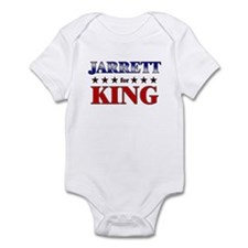 JARRETT for king Onesie