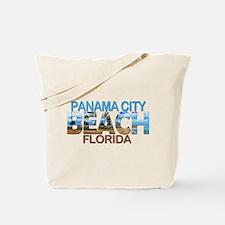 Summer panama city- florida Tote Bag