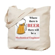 Mechanical Engineer Tote Bag