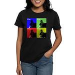 iPray Quad Women's Dark T-Shirt