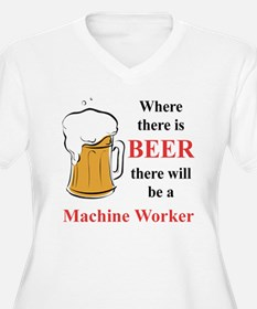 Machine Worker T-Shirt