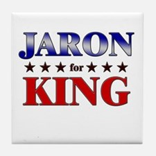 JARON for king Tile Coaster