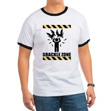 Grackle Zone Warning T