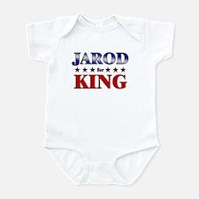 JAROD for king Infant Bodysuit