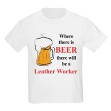 Leather Worker T-Shirt