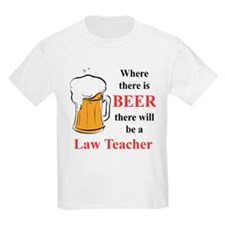 Law Teacher T-Shirt