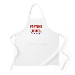 Retired Fortune Teller BBQ Apron