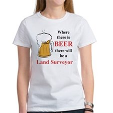 Land Surveyor Tee