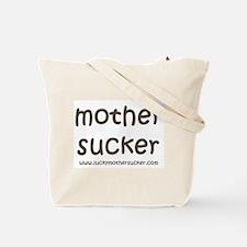 brown mothersucker Tote Bag