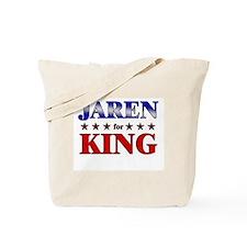 JAREN for king Tote Bag