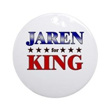 JAREN for king Ornament (Round)