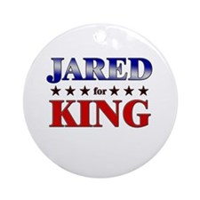 JARED for king Ornament (Round)
