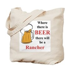 Rancher Tote Bag