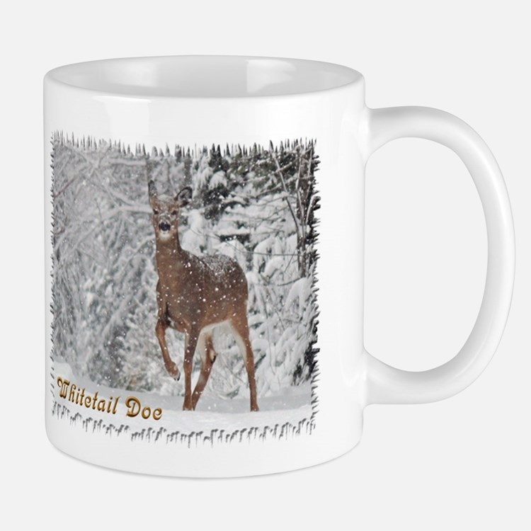 Whitetail Doe Mug